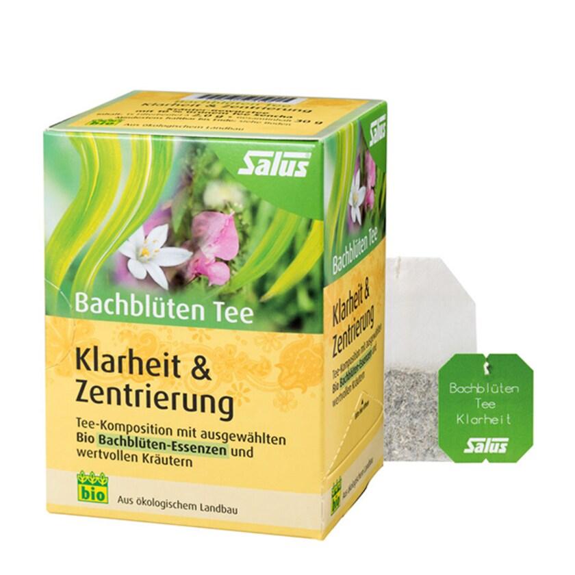 Salus BachblütenTee Klarheit & Zentrierung 30g