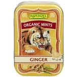 Rapunzel Bio Organic Mints Ginger 50g