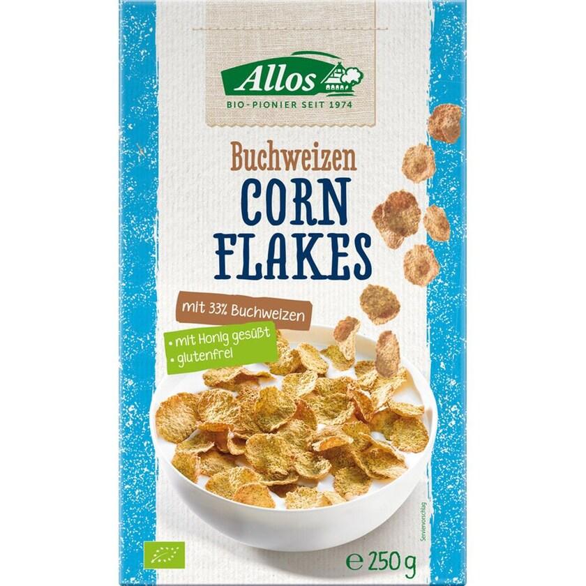 Allos Buchweizen Cornflakes 250g Bio