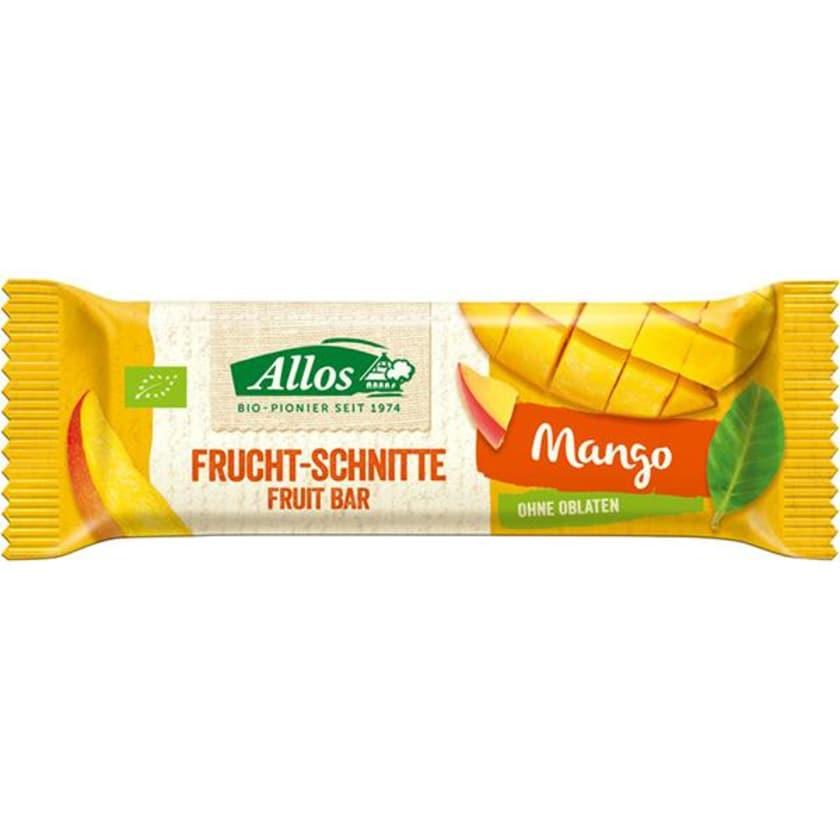 Allos Mango Fruchtschnitte 30 g