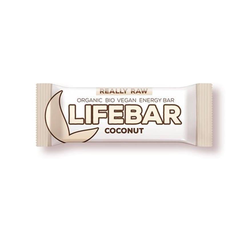 Lifefood Lifebar Kokos Bio Energieriegel 47g