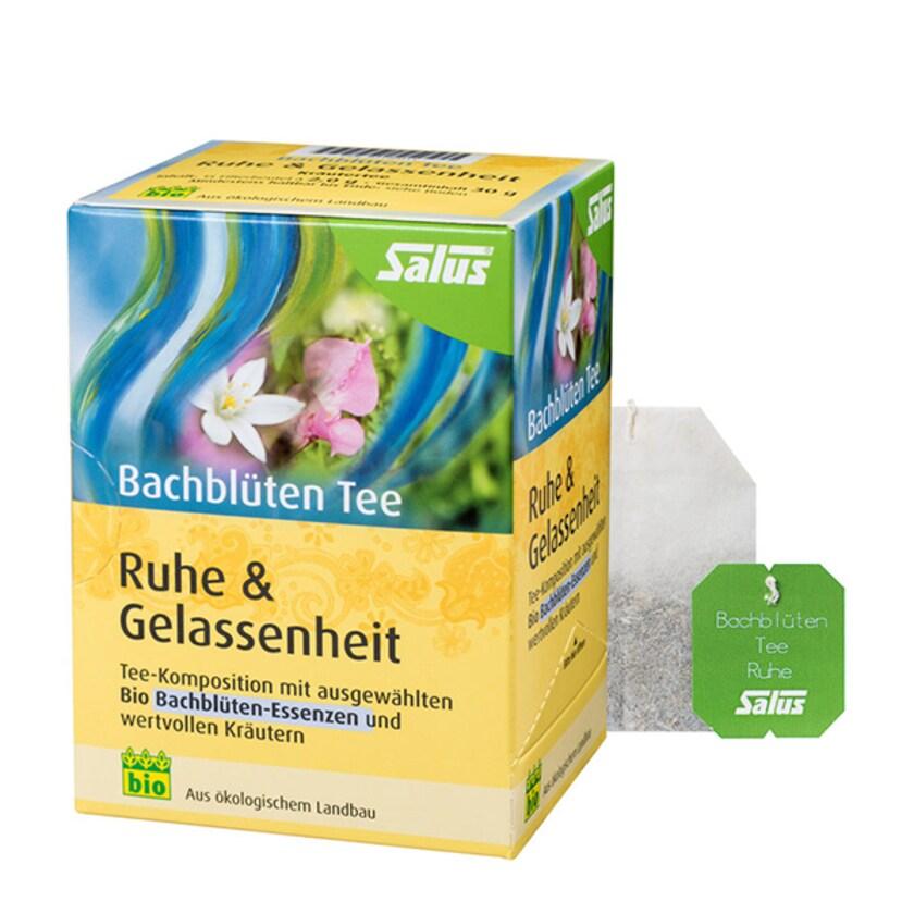 Salus BachblütenTee Ruhe & Gelassen 30g