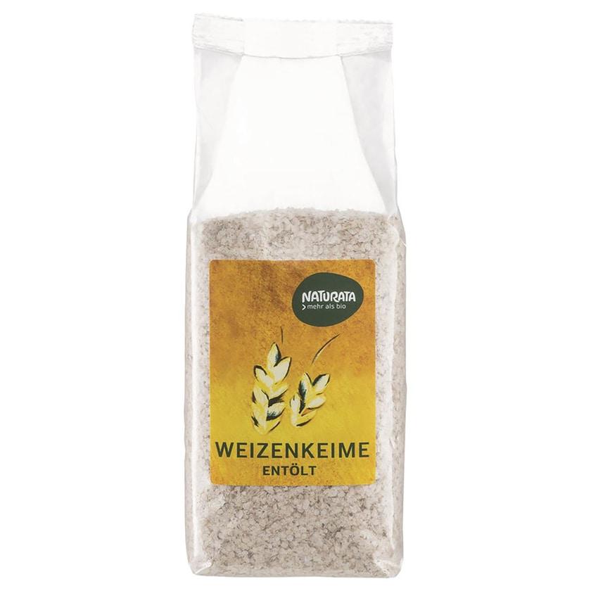 Naturata Bio Weizenkeime entölt 200g