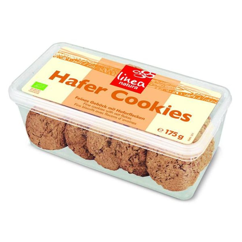 Linea Natura Hafer Cookies 175g