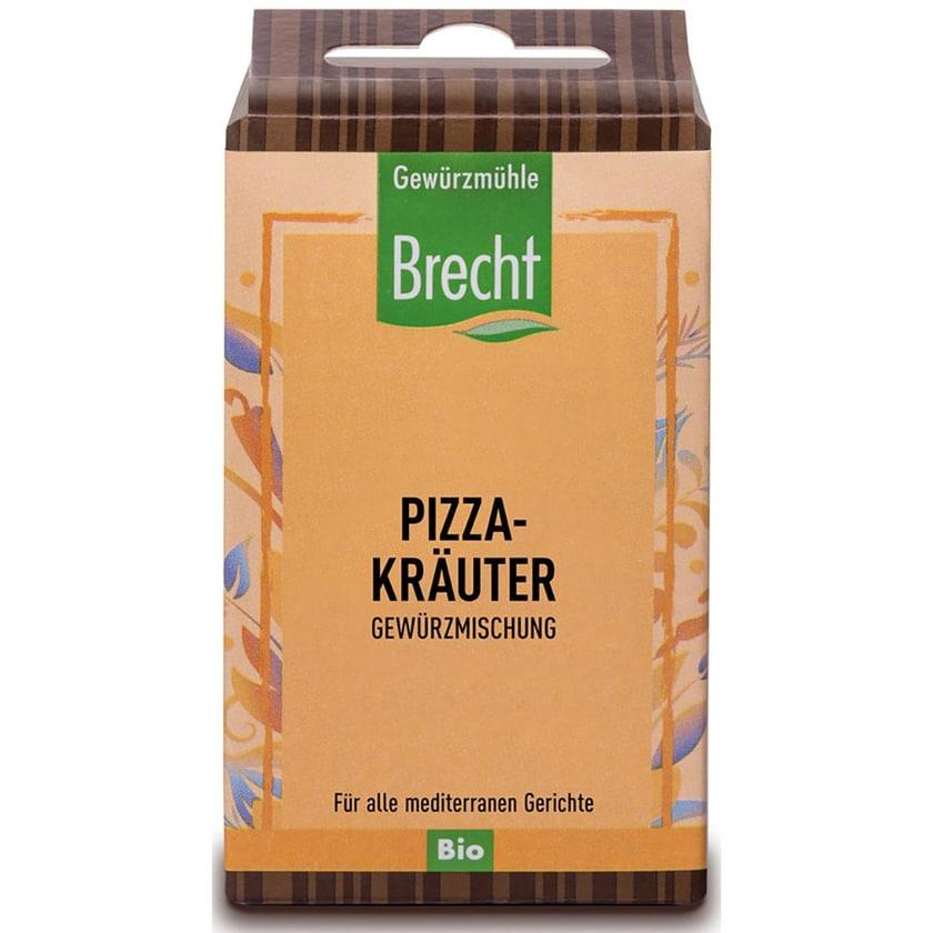 Brecht Pizza-Kräuter - Nachfüllpack 25g
