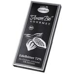 Liebhardt`s Gesundkost Bio Edelbitter-Schokolade 72% Kakaoanteil 100g