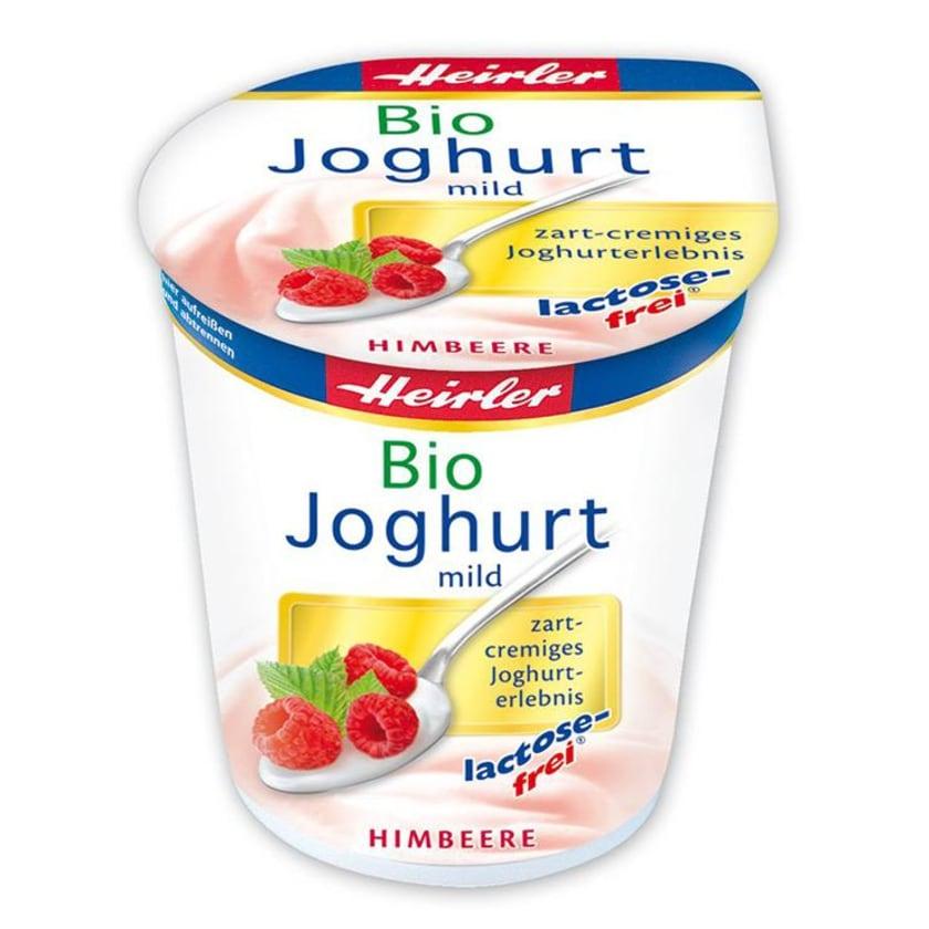 Heirler Joghurt mild, Himbeere, bio lactosefrei 150g