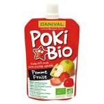 Danival Pokibio Apfel-Erdbeer 90g