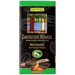 Rapunzel Bio Zartbitter Schokolade mit Mandelstückchen 55% Kakao 80g