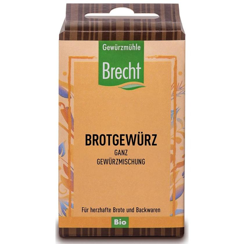 Brecht Brotgewürz ganz 30g