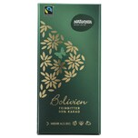 Naturata Bio Bolivien Edelbitter Schokolade 95% 80g
