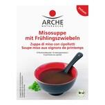 Arche Naturküche Misosuppe Frühlingszwiebel 4x 10g