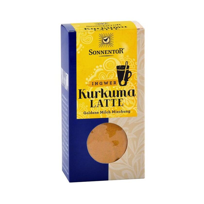 Sonnentor Kurkuma-Latte Ingwer 60g