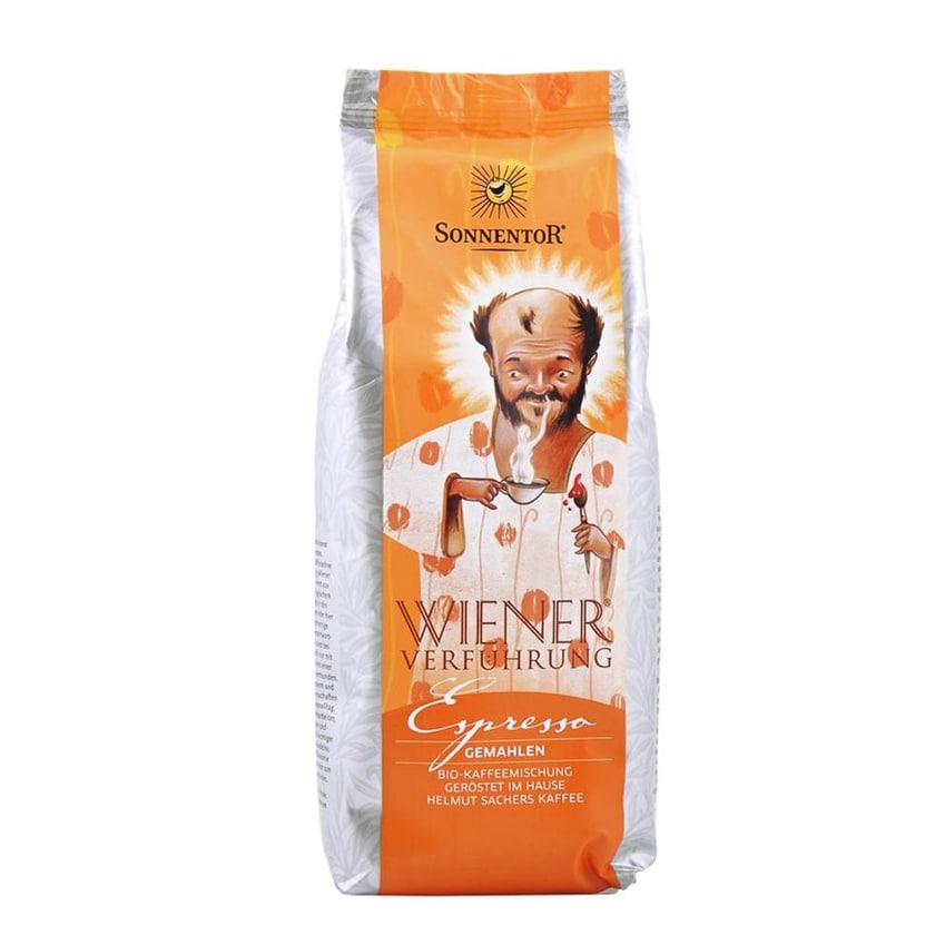 Sonnentor Wiener Verführung Espresso 500g Bio