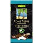 Rapunzel Bio Cocos Creme Zartbitter Schokolade gefüllt 100g