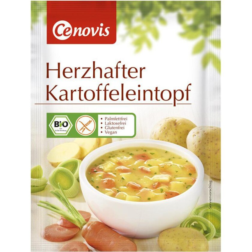Cenovis Bio Herzhafter Kartoffeleintopf 80g