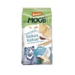 Mogli Nasch Gebäck - Kokos Kekse mit Dinkel und Butter 125g Bio