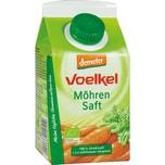 Voelkel Bio Demeter Möhren Direktsaft 500ml