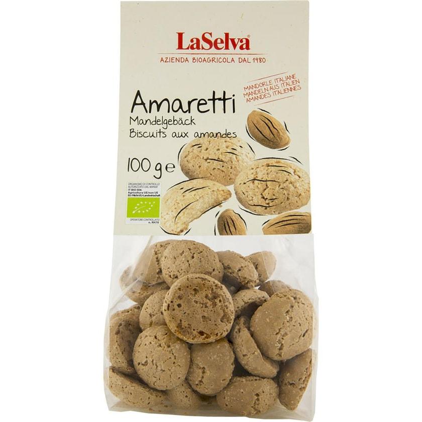 LaSelva Amaretti Mandelgebäck 100 g