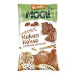 Mogli Nasch Gebäck - Kakao Kekse mit Dinkel und Butter 50g Bio