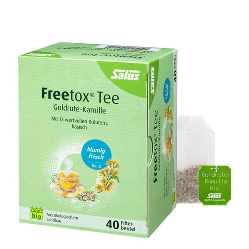 Salus Freetox Tee Goldrute 68g