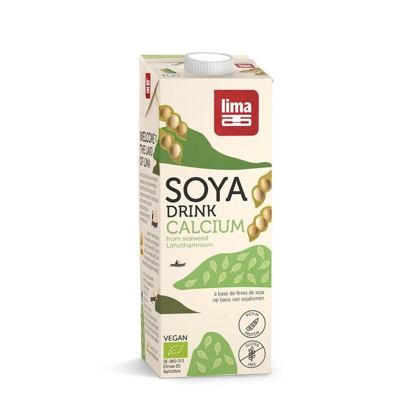Lima Bio Soja Drink Calcium 1l