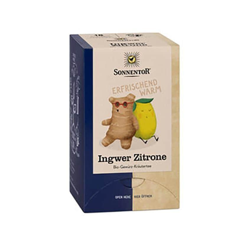Sonnentor Ingwer-Zitronentee 20x 1,5g