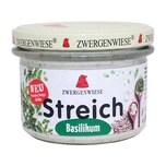 Zwergenwiese Basilikum Streich 180g