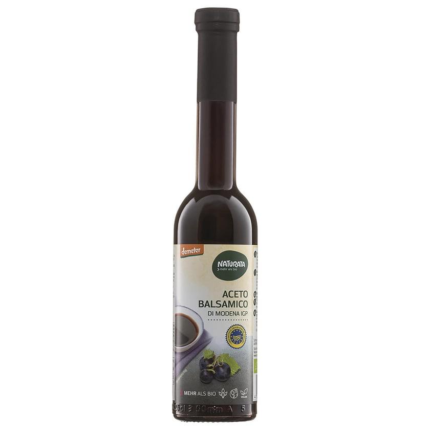 Naturata Aceto Balsamico di Modena IGP demeter 250ml Bio