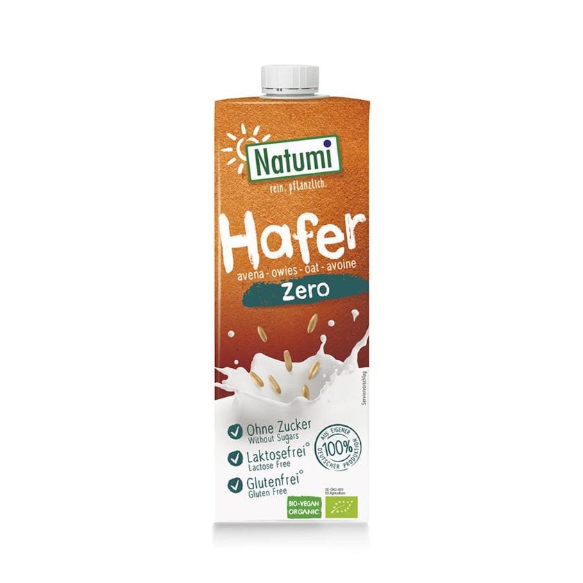 Natumi Hafer Drink Zero Natumi 1l