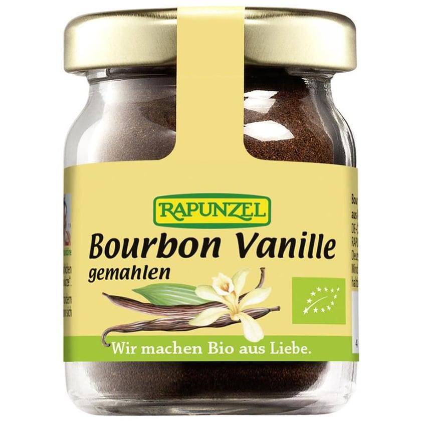 Rapunzel Bio Vanillepulver Bourbon 15g