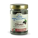 Mani Bläuel Kalamata Oliven al naturale, entkernt, bio 175g