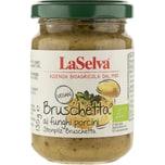 LaSelva Bio Bruschetta Steinpilz 135g