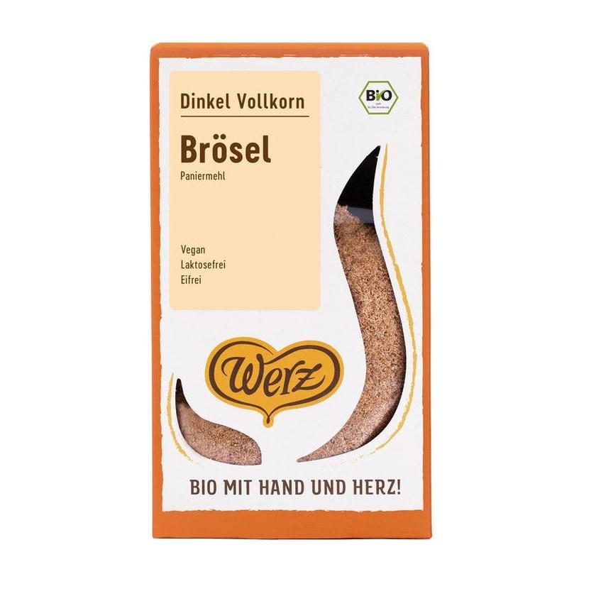 Werz Bio Dinkel-Vollkorn-Brösel 200g