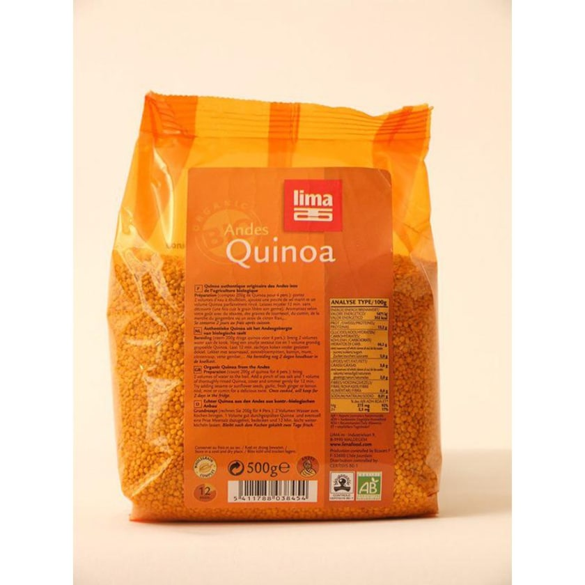 Lima Quinoa 500g Bio