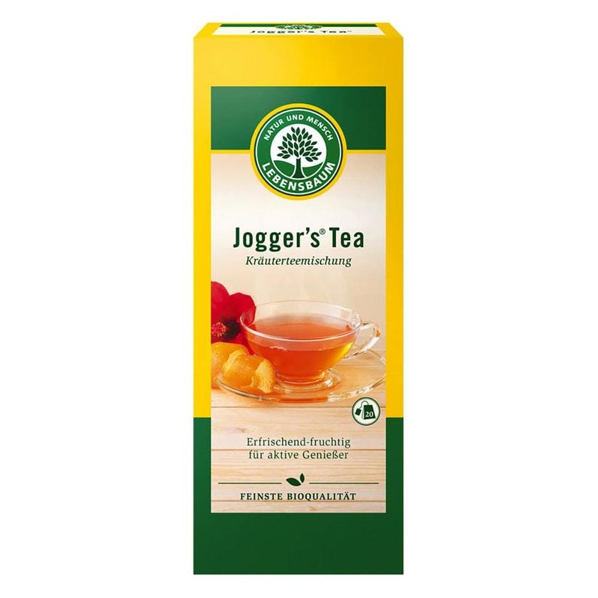 Lebensbaum Jogger's Tea 20x 1,5g