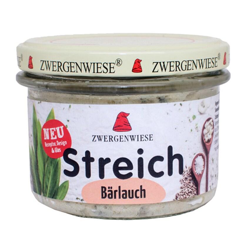 Zwergenwiese Bärlauch Streich 180g
