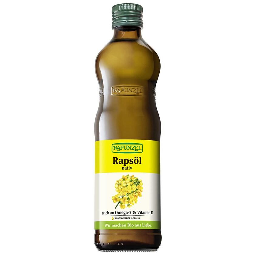 Rapunzel Bio Rapsöl nativ 500ml