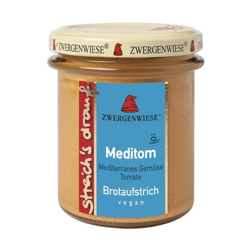 Zwergenwiese Bio Streich's drauf Meditom 160g