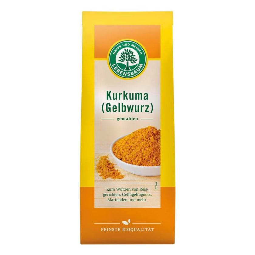 Lebensbaum Kurkuma, gemahlen 50g