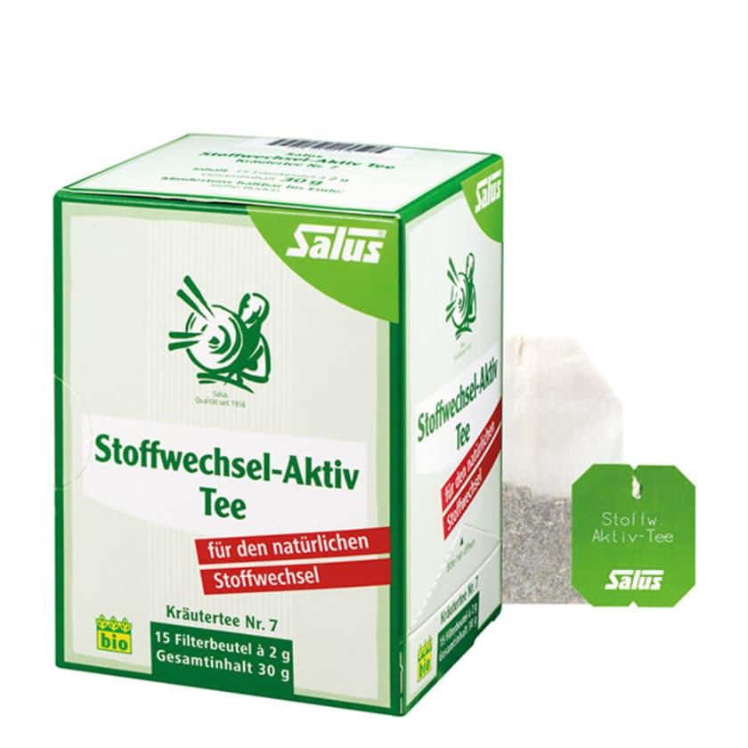 Salus Stoffwechsel-Aktiv Tee Nr.7 30g