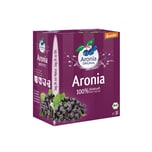 Aronia Original 100% Saft demeter 3l
