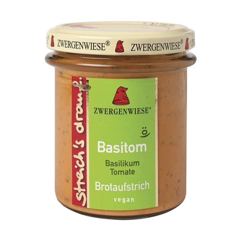 Zwergenwiese Bio Streich's drauf Basitom 160g