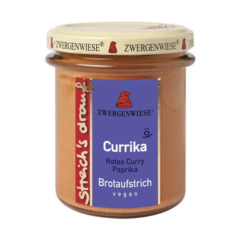 Zwergenwiese Bio Streich's drauf Currika 160g