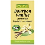 Rapunzel Bio Vanillepulver Bourbon 5g