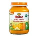Holle Baby Food Kürbis mit Reis 190g