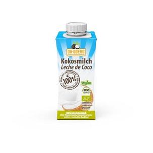 Dr. Goerg Kokosmilch Premium 200ml