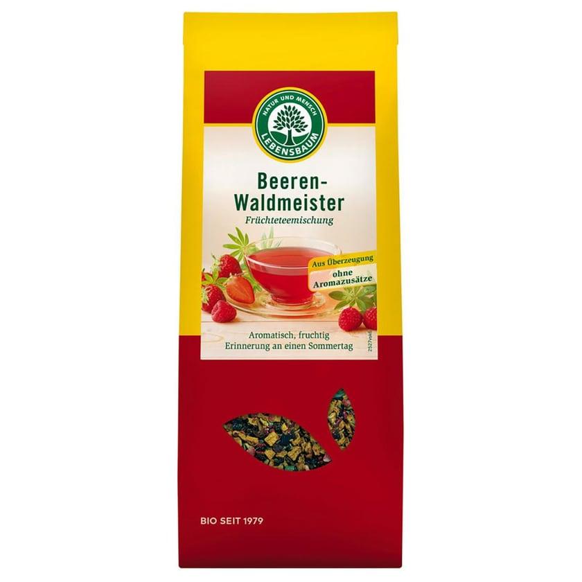 Lebensbaum Beeren-Waldmeister-Tee 75g