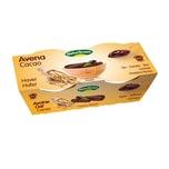 NaturGreen Hafer Kakao Dessert 2x 125g Bio