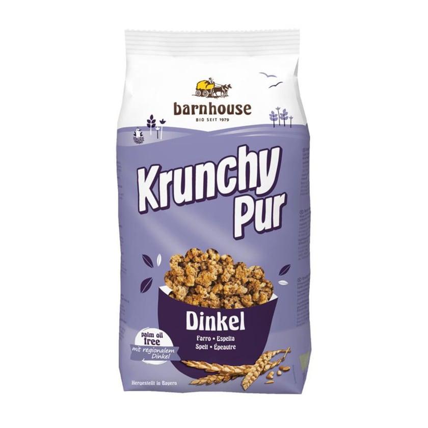 Barnhouse Krunchy Pur Dinkel 750g